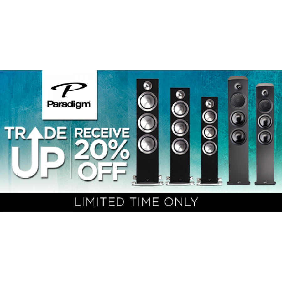 Trade Up and Receive 20% Off